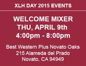 XLHDay2015-WelcomeMixer